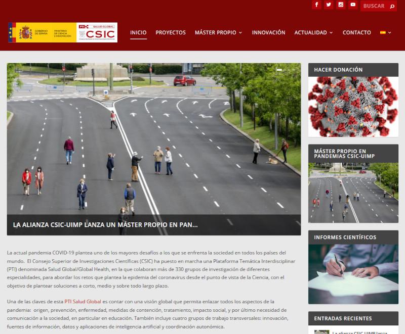 plataforma-salud-global-covid-19-csic